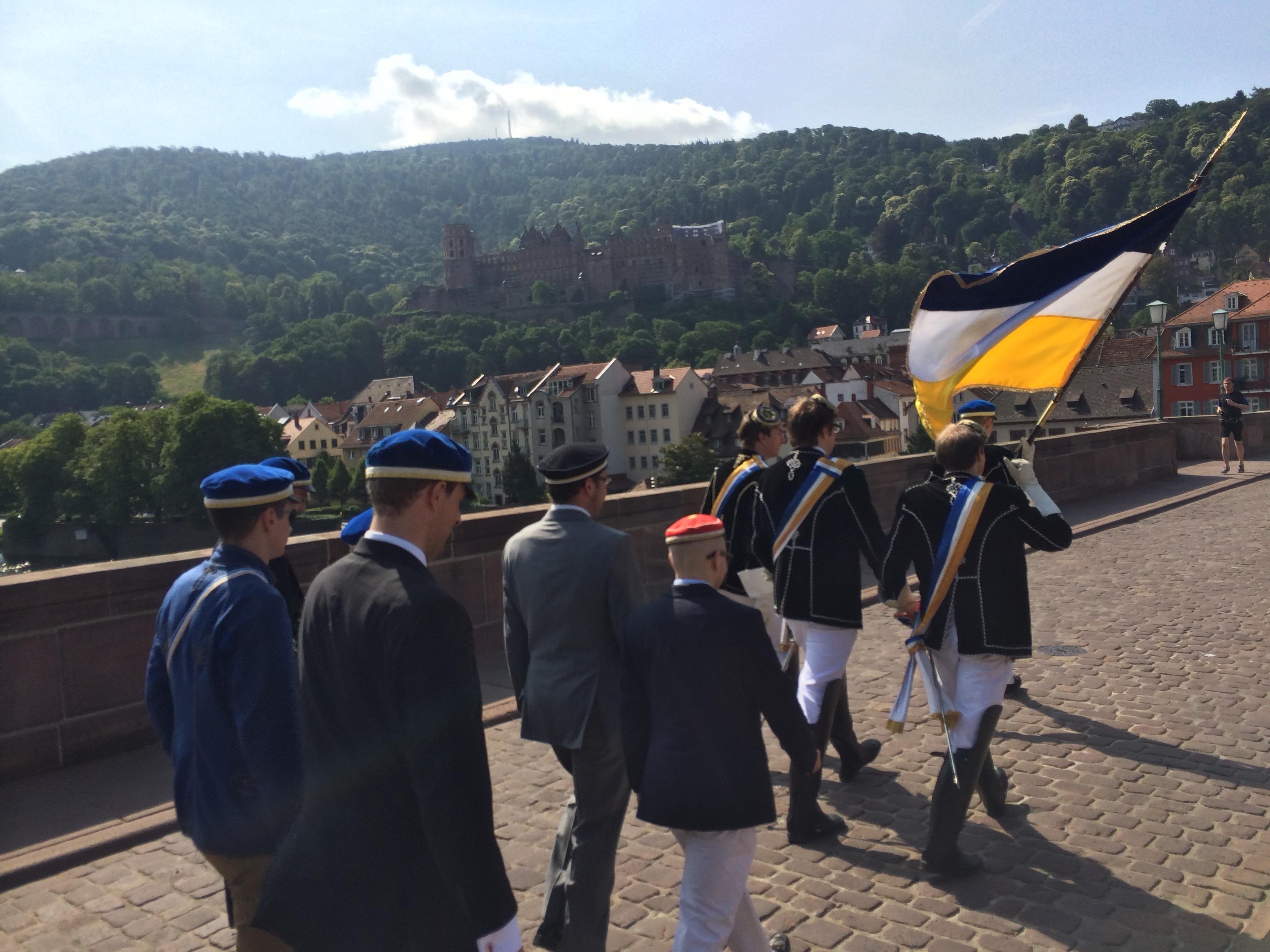 Heidelberger Wingolf Studentenverbindung In Heidelberg